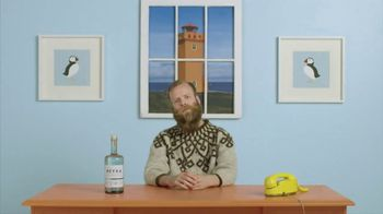 Reyka TV Spot, 'What Icelanders Eat and Drink'