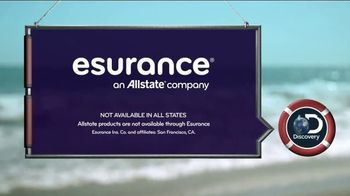 Esurance TV Spot, 'Discovery Channel: 2017 Shark Week' - Thumbnail 10