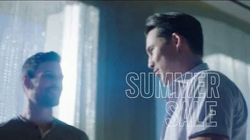 Men's Wearhouse Summer Sale TV Spot, 'Celebrate Summer'
