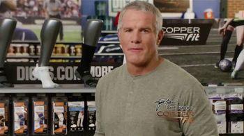 Dick's Sporting Goods TV Spot, 'Copper Fit Compression' Feat. Brett Favre