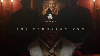 Burger King Chicken Parmesan TV Spot, 'The Parmesan Don'