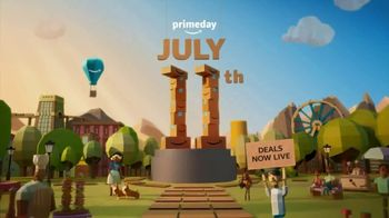 Amazon Prime Day TV Spot, 'July 11th: Tech & Fashion' Song by Bill Withers