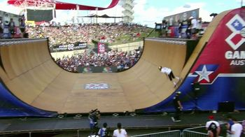 Samsung Gear VR TV Spot, '2017 X Games Minneapolis'