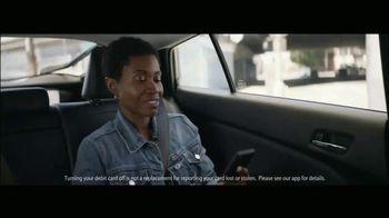 Wells Fargo App TV Spot, 'Ride Share' - Thumbnail 5