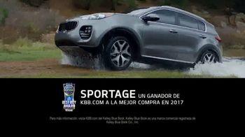 Kia Evento Summer SUV Clearance TV Spot, 'Premios: 2017 Sorento' [Spanish] - Thumbnail 7