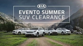 Kia Evento Summer SUV Clearance TV Spot, 'Premios: 2017 Sorento' [Spanish]