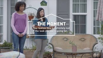Lowe's TV Spot, 'The Moment: Patio Furniture and Outdoor Décor'