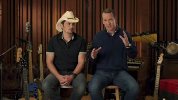 Nationwide Insurance TV Spot, 'Jingle Sessions' Featuring Peyton Manning - Thumbnail 2