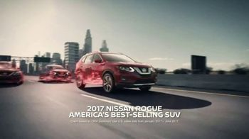 Nissan Bottom Line Model Year-End Event TV Spot, 'The Rogue Family'