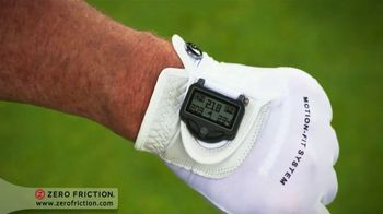 Zero Friction Distance Pro GPS Glove TV Spot, 'Accuracy' Ft. Johnny Miller