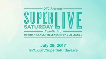 QVC Super Saturday Live TV Spot, 'Shopping for a Cure' Feat. Jill Martin - Thumbnail 4
