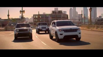 2017 Jeep Cherokee TV Spot, 'Freedom Awaits' Song by Marc Scibilia