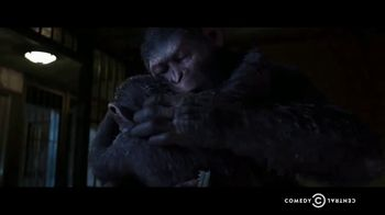 War for the Planet of the Apes, 'Comedy Central Promo'