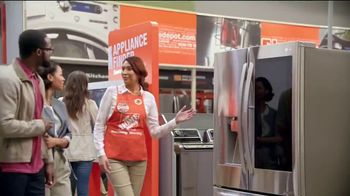 The Home Depot TV Spot, 'Something New in Appliances'