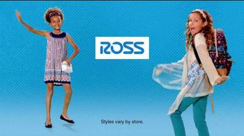Ross TV Spot, '2017 Back to School: Stuff You'll Love'