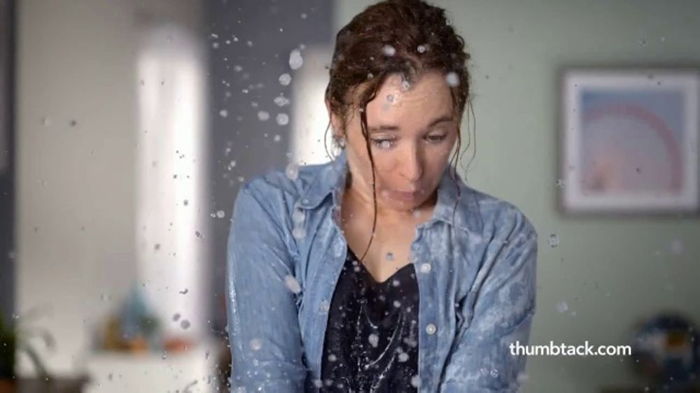 Thumbtack Tv Commercial From Plans To Plumber Ispot Tv