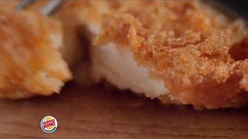 Burger King Chicken Parmesan TV Spot, 'Arrivederci to Hunger'
