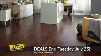 Lumber Liquidators TV Spot, 'Deals for Every Room!'