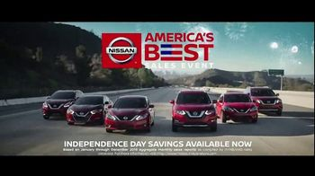 Nissan America's Best Sales Event TV Spot, 'Rock' Song by John Mellencamp - 761 commercial airings