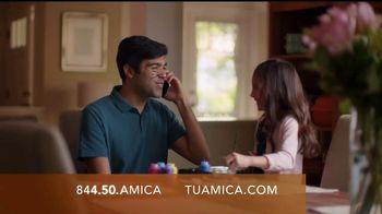 Amica Mutual Insurance Company TV Spot, 'Consulta Personalizada' [Spanish]
