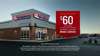Firestone Complete Auto Care TV Spot, 'Running Right'
