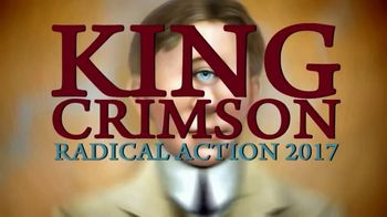 Emporium Presents TV Spot, 'King Crimson: The Moore Theatre'