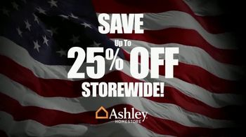 Ashley HomeStore Memorial Day Sale TV Spot, U0027Sofas And Bar Stoolsu0027    Thumbnail ...