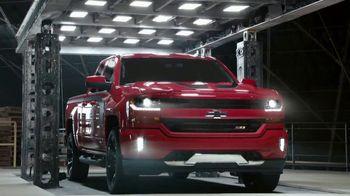 2017 Chevrolet Silverado Texas Edition TV Spot, 'Truck Guys'
