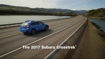 2017 Subaru Crosstrek TV Spot, 'Adventurous'
