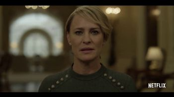 Netflix TV Spot, 'House of Cards Season 5: Message From the Administration'