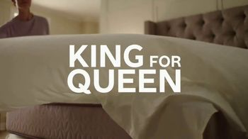 Ashley Homestore Memorial Day Mattress Event TV Spot, 'King for Queen'