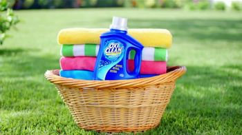 OxiClean Laundry Detergent TV Spot, 'Get Whiter, Brighter Clothes'