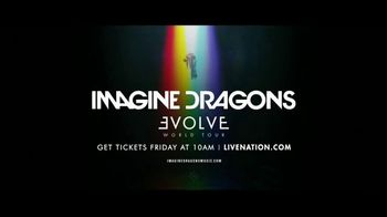 2017 Imagine Dragons Evolve World Tour thumbnail