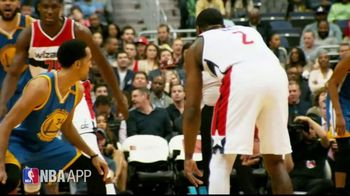 NBA App TV Spot, 'One Play: Soaring Over the Defense' Featuring John Wall - Thumbnail 1