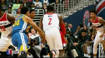 NBA App TV Spot, 'One Play: Soaring Over the Defense' Featuring John Wall - Thumbnail 2