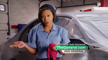 The General TV Spot, 'Body Shop'