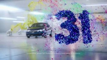 Honda Perfect Accord Sales Event TV Spot, 'Celebrate: CVT'