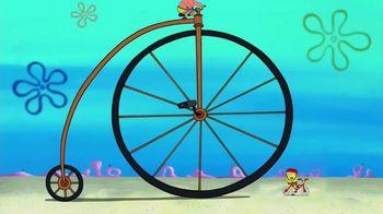 Nationwide Insurance TV Spot, 'SpongeBob Teaches Patrick Bike Safely' - Thumbnail 6