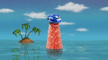 Nationwide Insurance TV Spot, 'SpongeBob Teaches Patrick Bike Safely' - Thumbnail 7