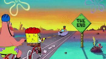 Nationwide Insurance TV Spot, 'SpongeBob Teaches Patrick Bike Safely' - Thumbnail 9