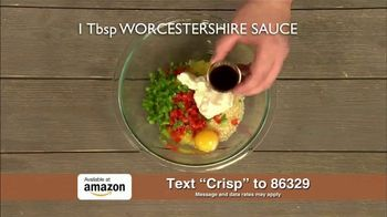 Copper Crisper TV Spot, 'Crab Cakes Demo'