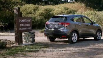 2017 Honda HR-V TV Spot, 'Advantages of Versatility'