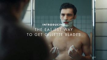 Gillette on Demand TV Spot, 'The Easiest Way to Order Gillette Blades' - Thumbnail 6