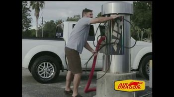 Air Dragon TV Spot, 'Portable Air Compressor' - Thumbnail 2