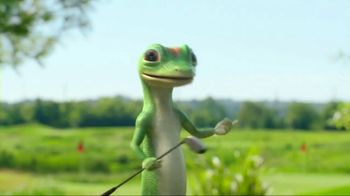 GEICO TV Spot, 'Golfing in the Carolinas'