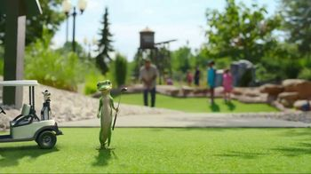 GEICO TV Spot, \'Golfing in the Carolinas\'