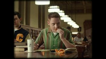 Taco Bell Naked Chicken Chips TV Spot, 'Graduation Day' - Thumbnail 4