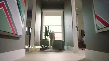 2017 HGTV Smart Home Giveaway TV Spot, 'Sherwin-Williams: Paint Smarter'