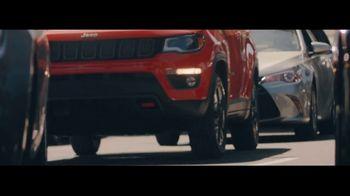 2017 Jeep Compass TV Spot, 'Missed Flight' - Thumbnail 1