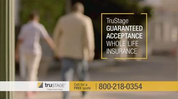 TruStage Guaranteed Acceptance Whole Life Insurance TV Spot, 'Be Prepared'